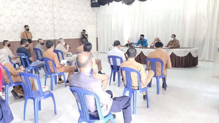 Toapaya Tuan Rumah MTQ X Bintan, Peserta, Panitia, Hakim Wajib Rapid Test