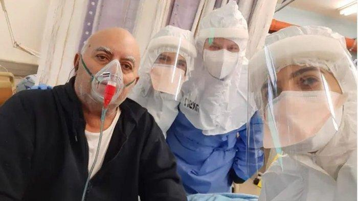 1.613 Pasien Covid-19 Berlebaran di Ruang Isolasi Rumah Sakit Kepri, Ini Rinciannya