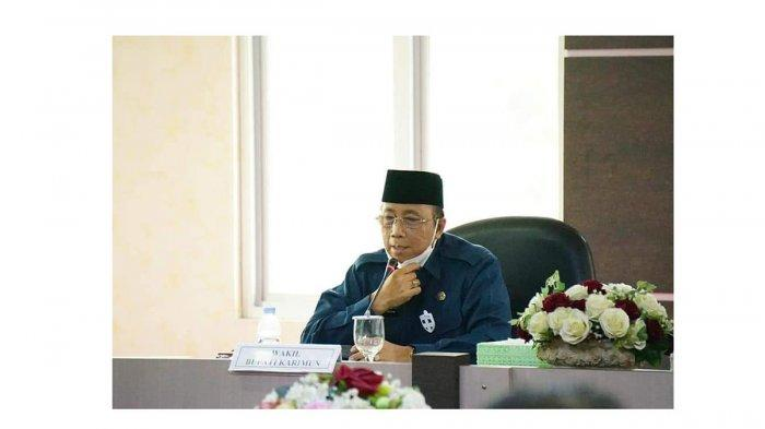 Karimun Zona Oranye Covid-19, Wakil Bupati Anwar Hasyim Minta Warga Tak Pulkam