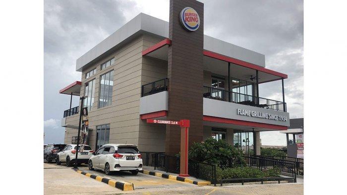 PROMO Burger King, Bayar Rp 50 Ribu Dapat 2 Burger dan 2 Minuman