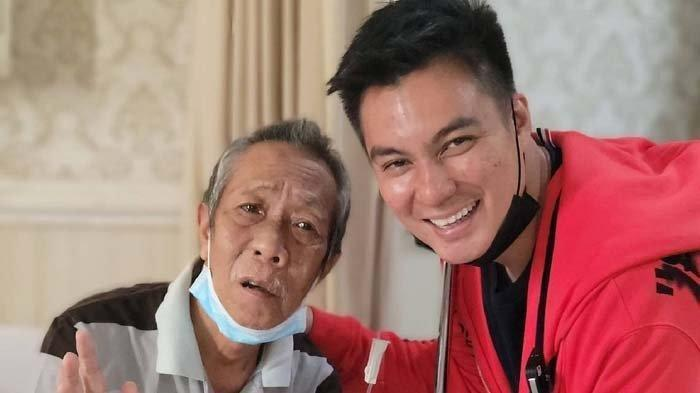 Baim Wong Kasih Pak Ogah Kejutan dan Duit Segepok, Titip Pesan Mendalam Ini : Sholat Jangan Lupa