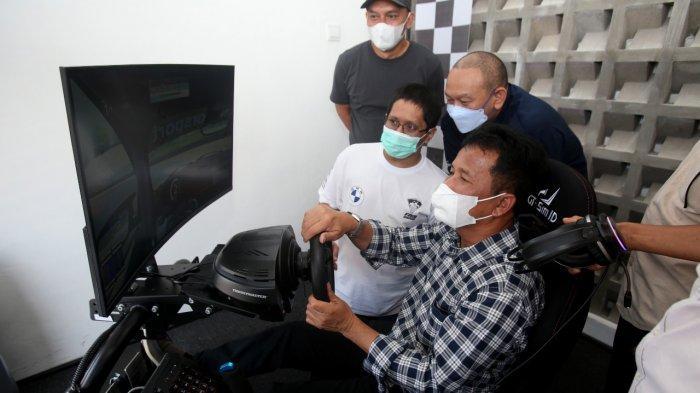 Walikota Batam HM Rudi Resmikan Batam Digital Motor Sport