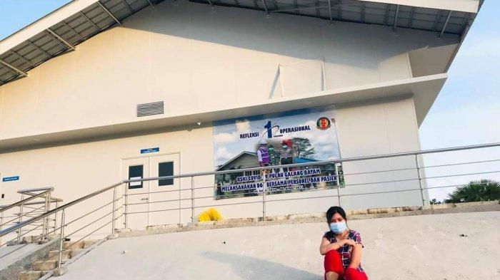 CURHAT Mantan Pasien Covid-19 di Batam, Berawal dari Flu Yunita Diisolasi di RSKI Galang