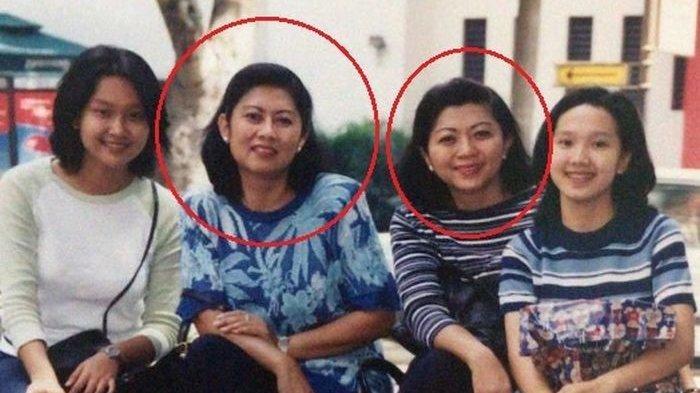Ini Deretan Foto Mastuti Rahayu, Adik Kandung Ani Yudhoyono, Keduanya disebut Seperti Saudara Kembar
