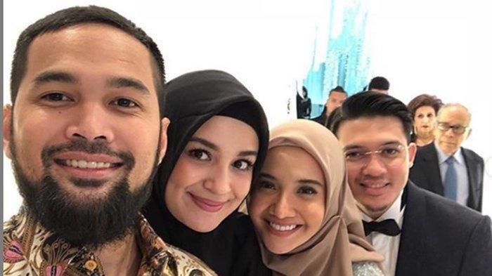 Irwansyah Tuai Pujian dari Tengku Wisnu & Shireen Sungkar Saat Traktir Fanny Bauty Belanja Tas Mewah