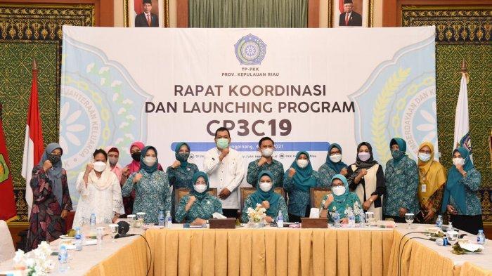 Apa Itu GP3C19? Program Baru yang Diluncurkan Ketua TP PKK Kepri, Masih Soal Covid-19