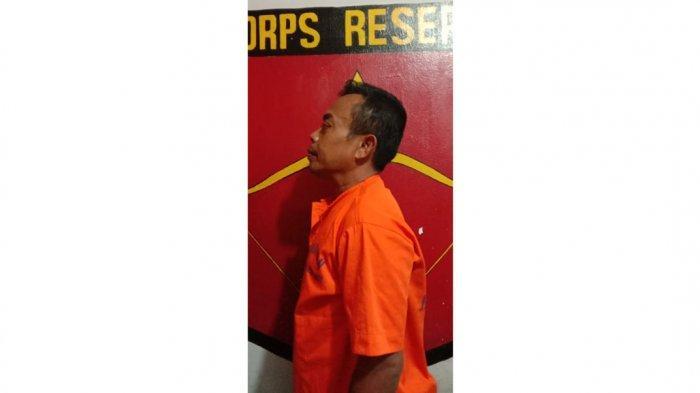 Tak Ada Perlawanan, Pria di Bintan Ini Pasrah Ditangkap Polisi, Dilaporkan Karena Kasus Cabul