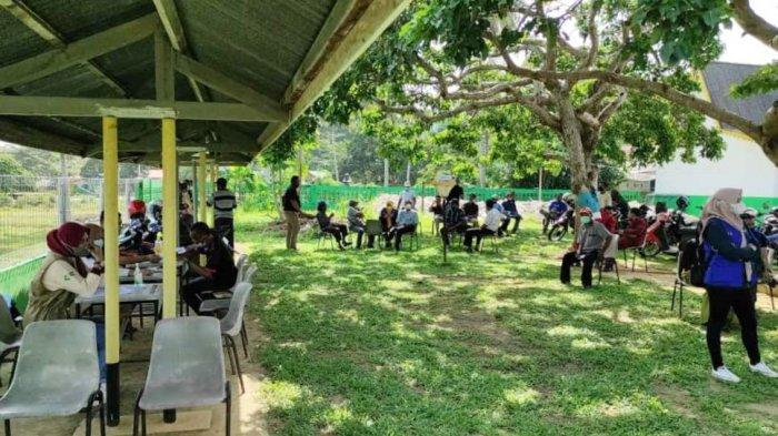 Jadwal dan Lokasi Vaksinasi Mobile di Wilayah Kecamatan Singkep Kabupaten Lingga