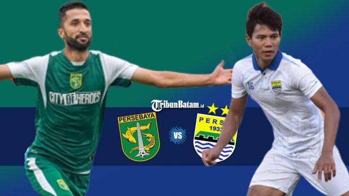 Jadwal Liga 1 2019 Hari Ini, Badak Lampung Jamu Barito Putera, Persebaya vs Persib Jam 18.30 WIB