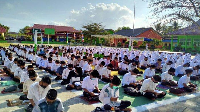 PPDB 2021 di Lingga, 204 Siswa Baru Diterima di SMAN 1 Singkep, Kepsek: Selamat