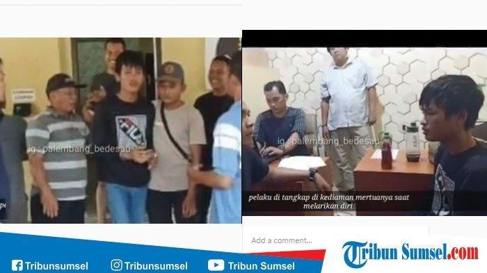 Tampang Pelaku Pembunuhan Sadis Siswa SMK, Polisi Ungkap Mayat Terikat Dalam Sumur