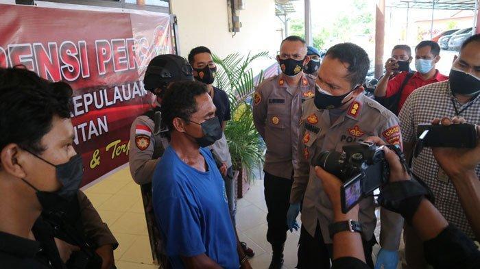 Pengakuan Pelaku Pembunuhan Janda 2 Anak di Bintan, Mengaku Sakit Hati & Tak Dihargai
