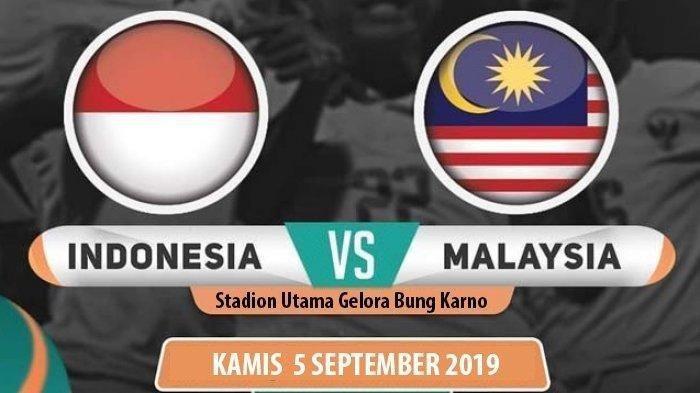 Ini Prediksi Susunan Pemain Timnas Indonesia vs Malaysia, Ini Bukan Sekedar Laga Pembuka