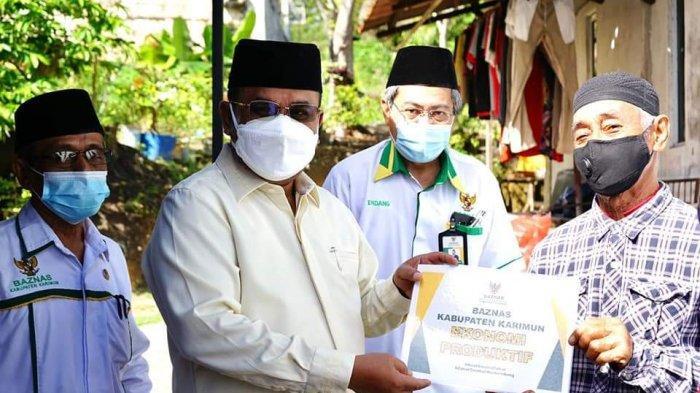 Baznas Salurkan Rp 1 Miliar Bagi Warga Kurang Mampu hingga Mubaligh