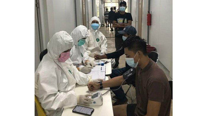 Sempat Turun, Jumlah Pasien RSKI Galang Batam Kembali Tambah 38 Orang