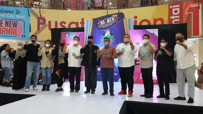 Ramaikan Mal di Kepri, ASPABRI Ajak Seniman 'Ngamen' di 7 Mal