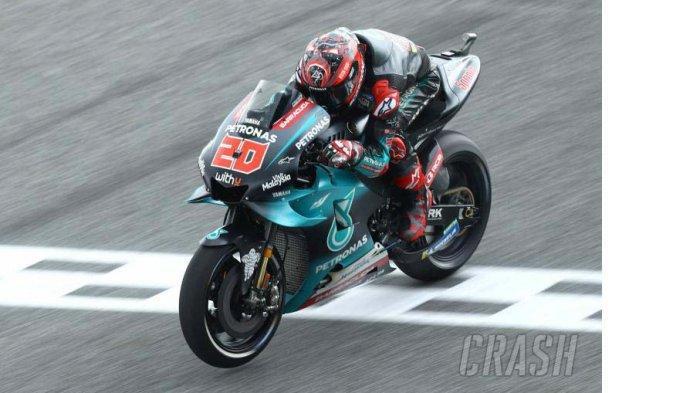 Patahkan Rekor Marc Marquez, Akankah Quartararo Meraih Gelar Pertamanya di MotoGP Thailand?