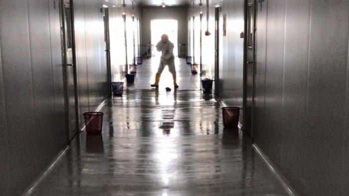 Jumlah Pasien Covid-19 di RSKI Galang Terus Turun, Kembali Pulangkan 59 Pasien
