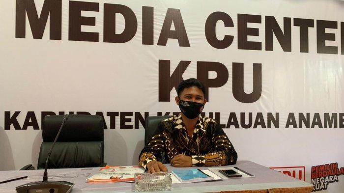 KPU Anambas Pasang Target, Rapat Pleno Hitung Suara Pilkada Anambas Kabupaten Selesai dalam Sehari