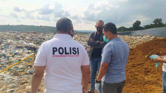 MASIH Berstatus Mr X, Polisi Panggil Ahli Sketsa Ungkap Penemuan Mayat di TPA Punggur