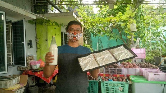 The Story of Gidion Sem, Taking Advantage of the Pandemic through His Tempe Gembus Business
