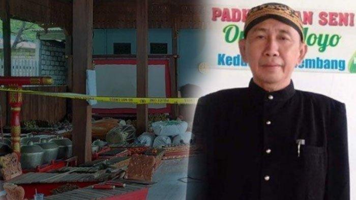 Pembunuhan di Rembang, 1 Keluarga Seniman Anom Subekti Tewas di Tempat Tidur, Termasuk Cucunya