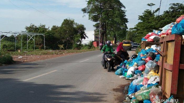 DLH Batam Akui Jumlah Bin Kontainer Sampah Kurang, Armada Banyak yang Rusak