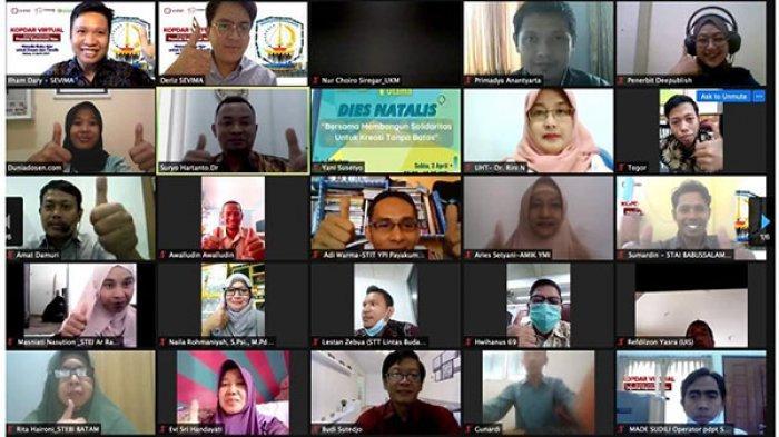 Ingin Jadi Penulis Buku? Ini 4 Tips Jitu Menulis Dari Dosen Berprestasi se-Sumatera