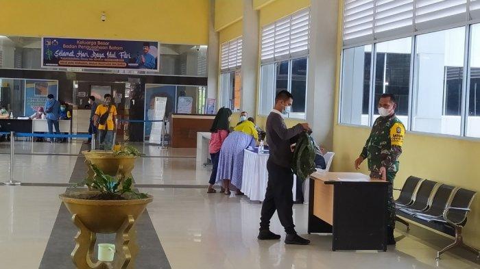 Larangan Mudik Lokal di Kepri, Calon Penumpang Tujuan Tanjungpinang Diminta Putar Balik