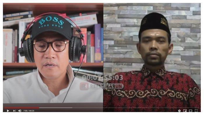 Pengakuan Ustaz Abdul Somad Diperlakukan Buruk Setelah Dukung Prabowo di Pilpres: Saya Punya Prinsip