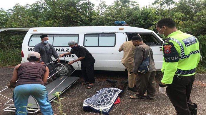 Ini Identitas Pria di Bintan yang Ditemukan Tergeletak Tak Bernyawa di Jalan