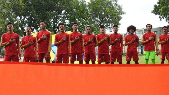 Kalahkan Laos 2-1, Timnas U-18 Indonesia Pastikan Lolos ke Semifinal Piala AFF U-18 2019