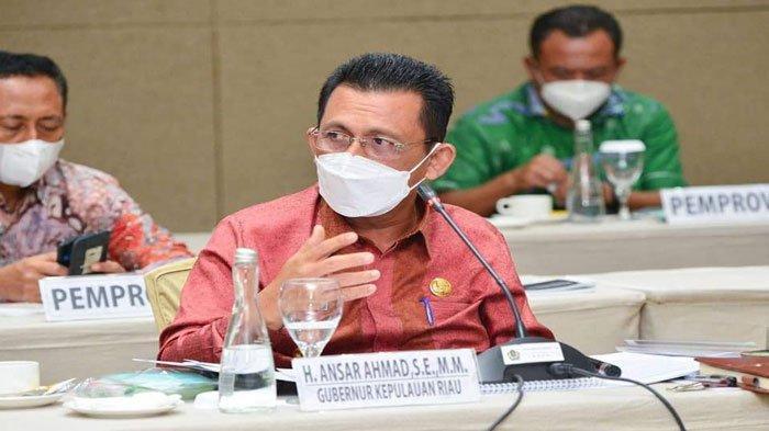 Gubernur Ansar Ahmad Optimis PPKM di Kepri Turun Hingga Level 2