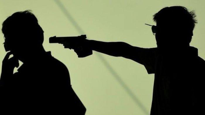 Viral Video Penembakan Pengemis Wanita, Pelaku Emosi Saat Korban Minta Uang Rp 3.000