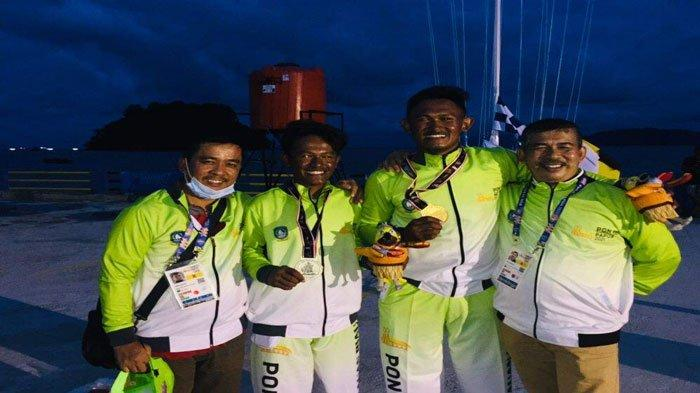 Akhirnya Kepri Raih Emas di PON Papua, Cabor Layar Sumbang Dua Medali