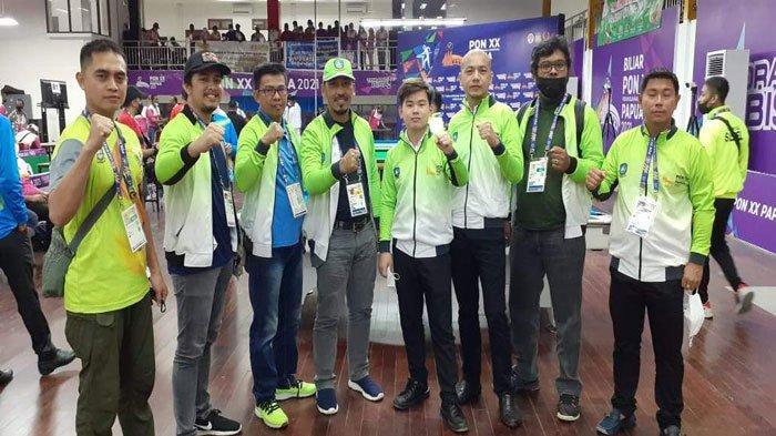 Sprinter dan Pebiliar 15 Ball Single Kepri Gagal Raih Medali PON, Atlet Selam 50M Surface?