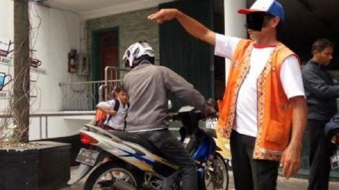 JURU Parkir Liar Marak, Dishub Batam dan Tim Gabungan Gencarkan Razia di Sejumlah Tempat