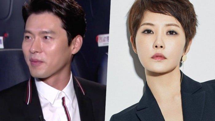 Hyun Bin dan Kim Sun Ah