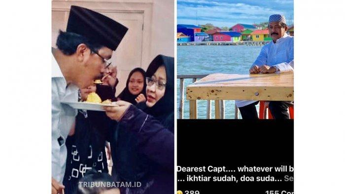 CURHAT Istri Nurdin Basirun, Noorlizah: I Will Be Strong Waiting For Your Return