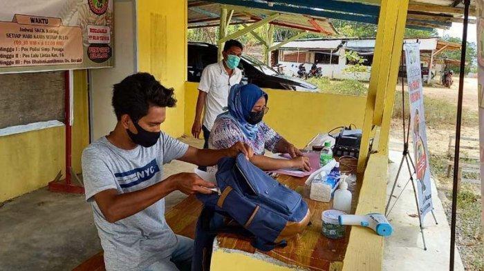 Go SKCK Keliling Diluncurkan, Warga Tak Perlu Datang ke Polres Bintan