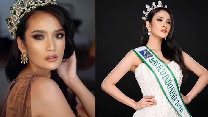 Fakta-fakta Miss Eco Indonesia, Intan Wisni Viral Dituding Tak Mahir Bahasa Inggris, Model 23 Tahun