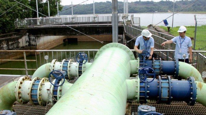 Keandalan Layanan ATB di Tengah Wabah Covid-19, Tetap Jaga Kontinuitas Suplai Air di Batam