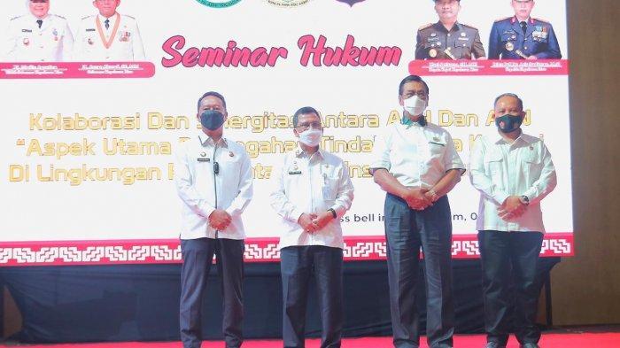 Hadiri Seminar Hukum, Sekda Kepri TS Arif Fadillah Minta OPD Kerja sesuai Aturan