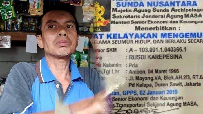 Siapa Sebenarnya Panglima Kekaisaran Sunda Nusantara? Adik Ipar Bongkar Sosoknya: Pengangguran