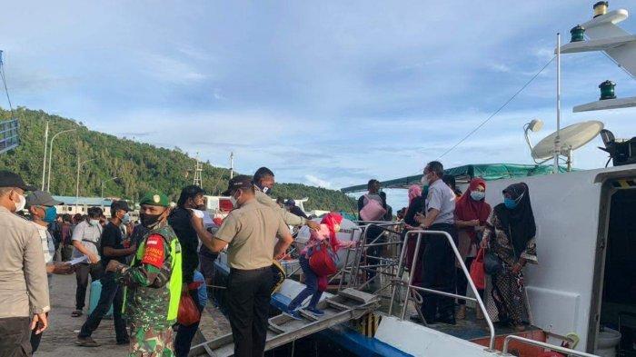 LARANGAN Mudik Berlaku, Puluhan Warga Anambas Tetap Berangkat ke Batam dan Tanjungpinang