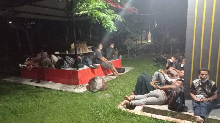 Ditreskrimum Polda Kepri Gagalkan Pengiriman 30 Pekerja Migran Ilegal di Bintan