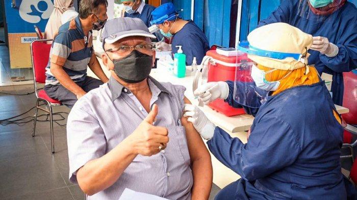 Warga Tanjungpinang Diminta Ikut Vaksin Covid-19, Walikota: Sertifikat Vaksin Banyak Manfaatnya