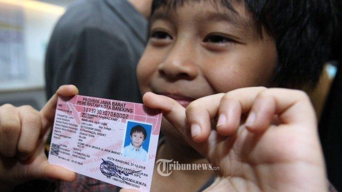 SYARAT dan Cara Membuat Kartu Identitas Anak, Siapkan 4 Hal Ini