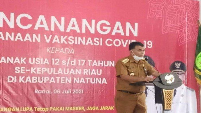 Natuna Masuk PPKM Mikro Kepri, Bupati Akan Rakor dengan Tim Satgas Covid-19