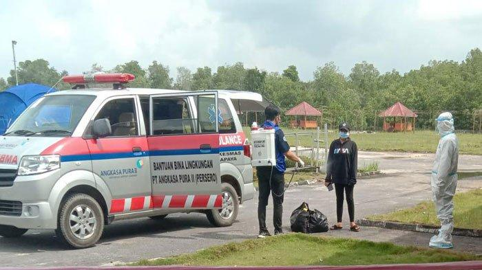 Dua Pasien Covid-19 di Bintan Jalani Isolasi Mandiri di Hotel Kunang-Kunang